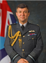 Air Chief Marshal Sir Clive Loader KCB OBE