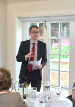 Lunch With John O'Connell - TaxPayers' Alliance - Friday 21st October 2016
