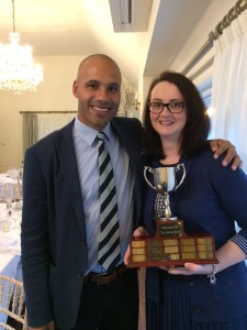 Biz Club Award 2017 - Naomi Morgan