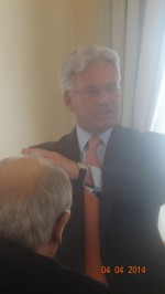 4th April 2014 - Lunch with Alan Duncan MP