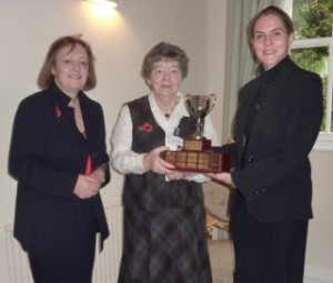2011 - Sheila Saunders – Barrowden and Wakerley Community Shop